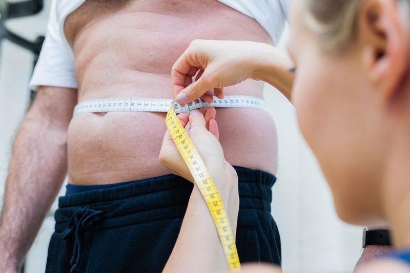 Gewichtsreduktion und Körperformung