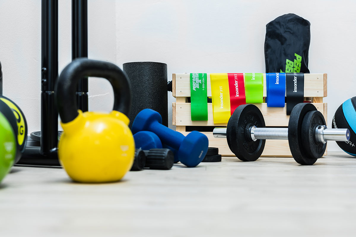 Personal Training Studio in Mönchengladbach